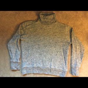 J. Crew Turtleneck Sweatshirt